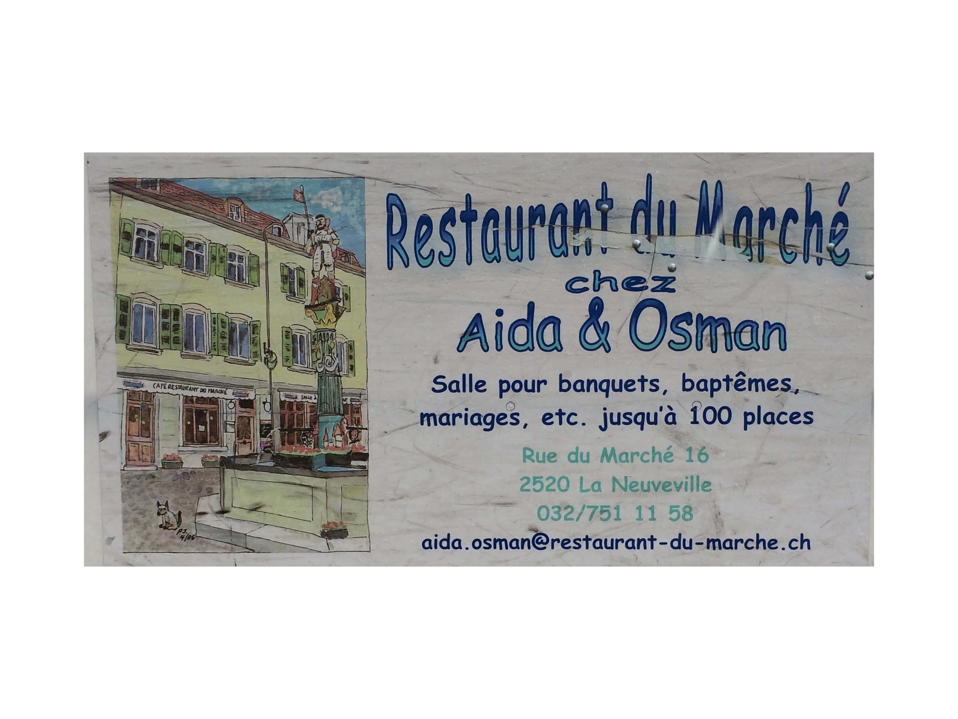 restaurant Du Marché